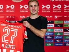 Mario Götze: 'Ik wil PSV helpen om te groeien'