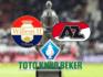 Wedkantoren: AZ favoriet voor bereiken bekerfinale, inzet verdriedubbeld bij stunt Willem II