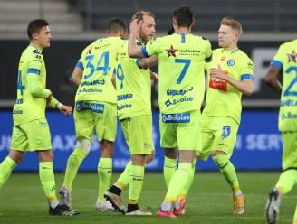 AA Gent houdt lot voor play-off 2 in eigen handen na klinkende zege tegen Charleroi