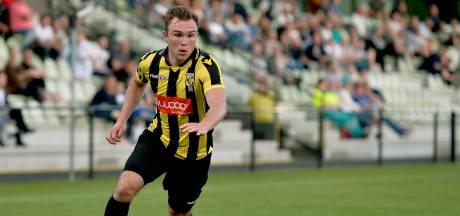 Berden verlengt contract bij Vitesse