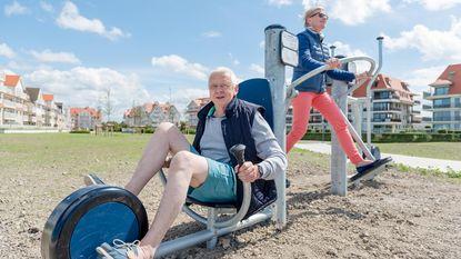 Gratis fitnessen in Maritiem Park