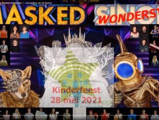 Masked Wonderstar Wedstrijd: herken jij de gemaskerde leerkrachten van VLS Wonderster?