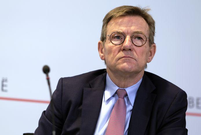 N-VA-Europarlementslid Johan Van Overtveldt.