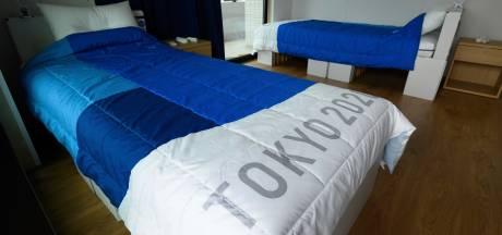 Zo ziet het olympisch dorp in Tokio eruit