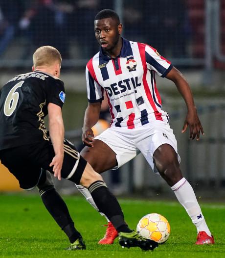 Karim Coulibaly: 'Voor clubs als Willem II en Nancy is beker bonus'