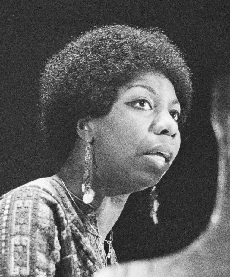 Nina Simone. Beeld ANP