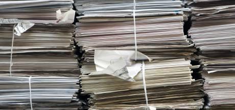 Voetbalclub Dosko stopt definitief met inzamelen oud papier na wietdumping in afvalcontainer