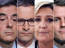 Frankrijk kiest nieuwe president