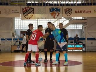 """Grello ziet dat moedig Halle-Gooik wereldtopper Benfica laat zweten (2-1): """"De kloof met de top is echt klein"""""""