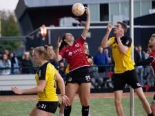 Een Eindhovense 'rotploeg om tegen te spelen' staat bovenaan in de korfbalcompetitie: 'Ik ben blij dat ik nu voor ze speel'