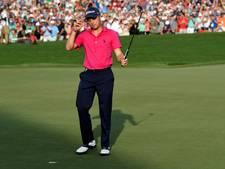 Justin Thomas wint met PGA Championship eerste major