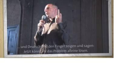 La photo de Varoufakis ne serait pas truquée