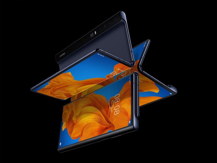 De Huawei Mate Xs Beeld Huawei