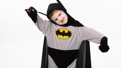 """""""Verkleed als Batman vergeten ze dat ze ziek zijn"""""""