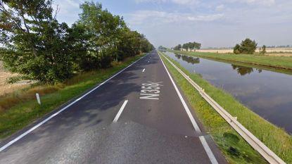 Vier weken werken langs vaart tussen Leffinge en Slijpe