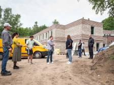 Toekomstige bewoners van Philadelphia bezoeken nieuwe woonplek in Soesterberg