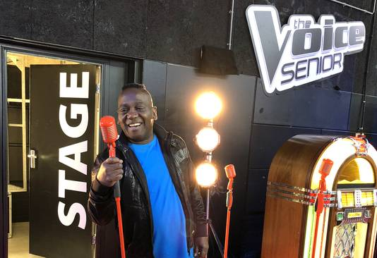 Eddy Grovell uit Hengelo bij The Voice Senior