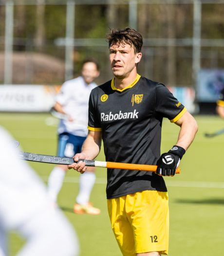 HC Tilburg moet eraan geloven bij afscheidstournee van Arjen Lodewijks: 'Ik geniet er nu echt van'