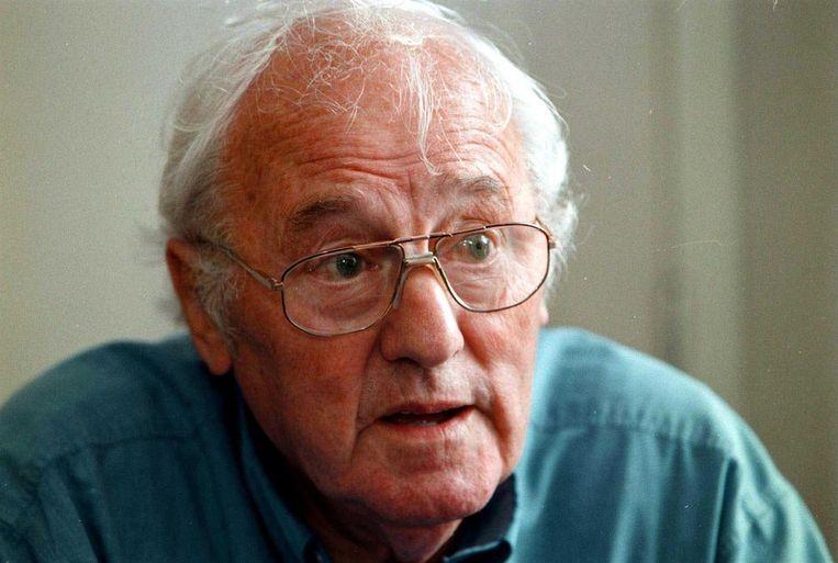 Appie Baantjer was met afstand de succesvolste misdaadschrijver in Nederland. <br /> Beeld