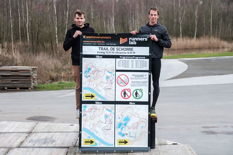 Maarten De Bolster en Wouter Vander Mast.