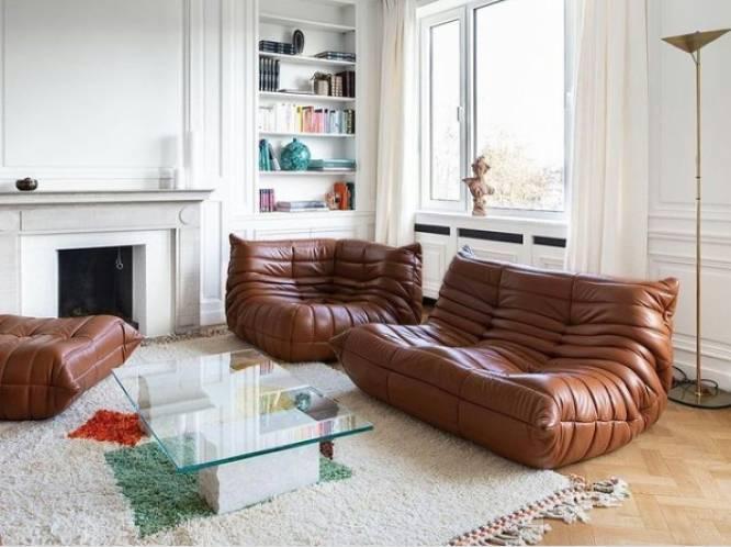 Design versus budget: interieurarchitect Bart beoordeelt goedkopere alternatieven voor de iconische Togo-sofa