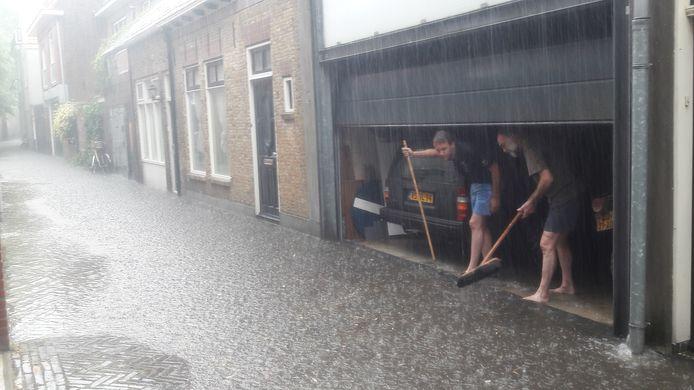 Delftenaren gaan de komende maanden in hun eigen buurt regen meten.