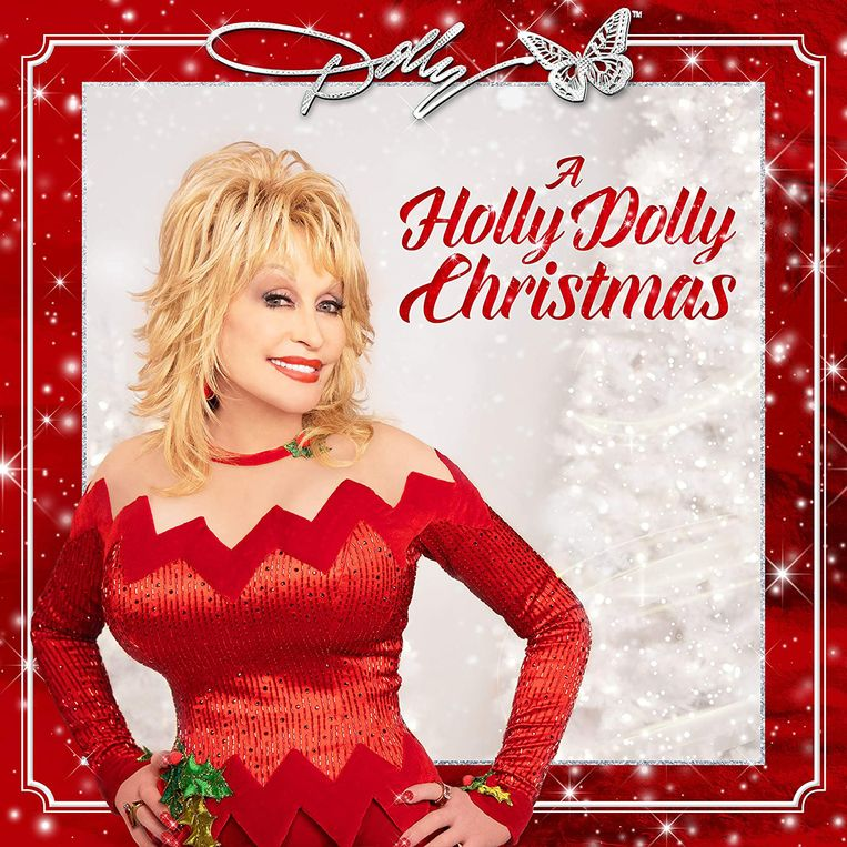 Dolly Parton, A Holly Dolly Christmas. Beeld