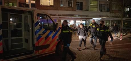 Twee aanhoudingen na steekpartij op De Dreef, slachtoffer met spoed naar ziekenhuis