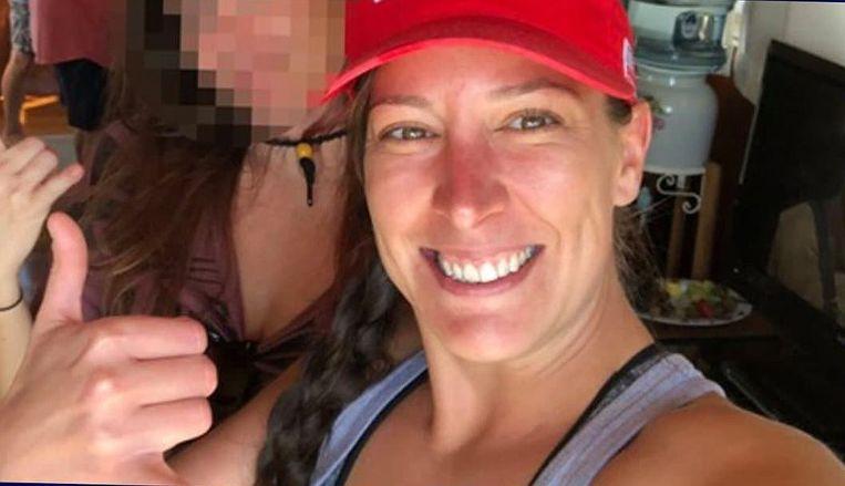Ashley Babbitt overleed nadat ze door ordetroepen werd neergeschoten in het Capitool. Beeld Photo News