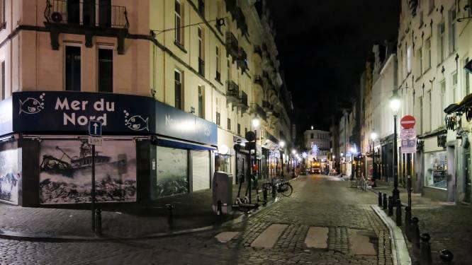 """Vrijdag om 22 uur naar huis, om middernacht mag je opnieuw buiten in Brussel: gemeenteraadslid klaagt """"absurditeit"""" aan"""