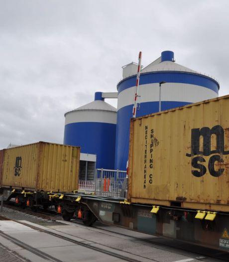 Containerrederij MSC opent nieuw steunpunt op Axelse Vlakte