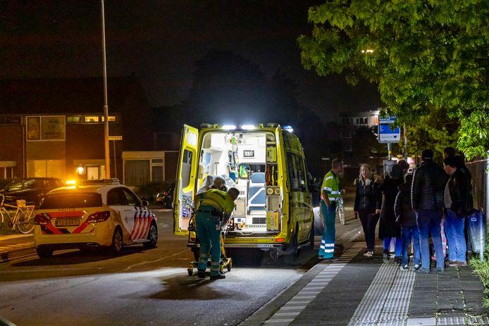 Ongeluk met doorrijder in Breda.