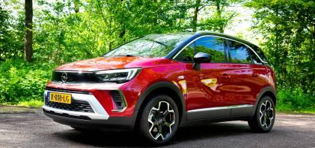 Test Opel Crossland: leeftijd laat zich niet verbergen