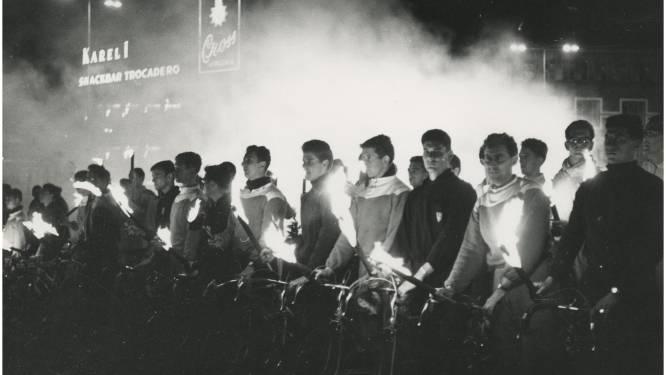 Wie fietste er in 1962 met het bevrijdingsvuur naar Eindhoven?