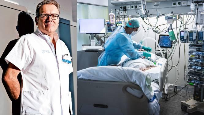 """""""Helft van onze patiënten is tussen 29 en 62 jaar, drie op de tien halen het niet"""": intensivisten zien versoepelen op 8 mei niet zitten"""