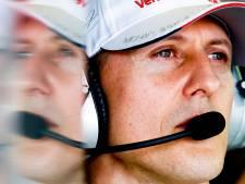 """L'ex-femme de Flavio Briatore: """"Schumacher ne peut pas parler et communique avec ses yeux"""""""