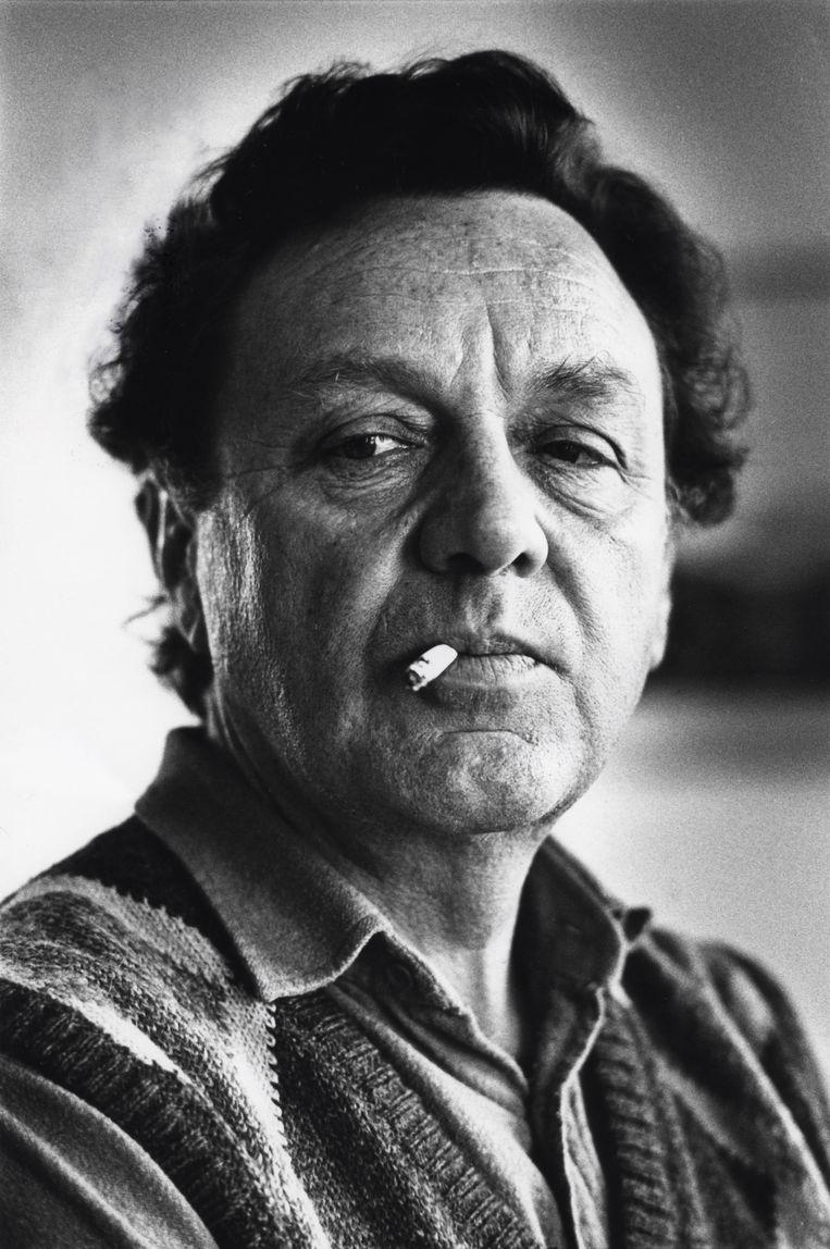 Jan Eijkelboom in 1980. Beeld Spaarnestad Photo / ANP