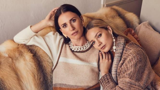 """Voorproefje van NINA met vriendinnen Lize Feryn (28) en Lauren Versnick (27): """"We zijn allebei gevoelsmensen met het hart op de tong"""""""
