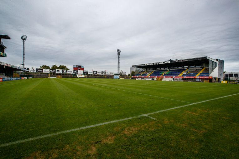 Schiervelde, het stadion van Roeselare.