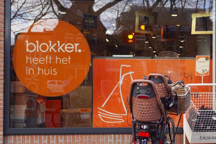 Een winkel van de winkelketen Blokker.