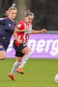 Uitgedund PSV verliest koppositie aan FC Twente
