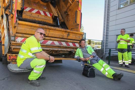 De ophalers van Ivago weigeren uit te rijden zonder extra maatregelen tegen de hitte.