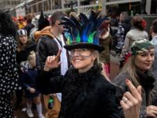 Drie tenten, één feest: carnaval voor alle leeftijden in Lampegat
