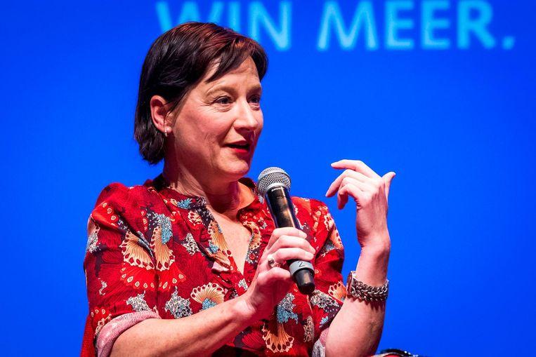 Documentairemaker Ingeborg Jansen. Beeld anp
