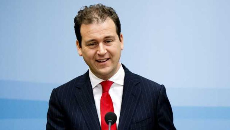 Minister Lodewijk Asscher van Sociale Zaken en Werkgelegenheid Beeld anp
