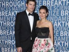 Mila Kunis et Ashton Kutcher refusent de léguer leur fortune à leurs enfants
