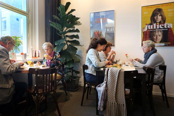 Het Filmcafé in Oosterhout.
