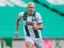 Robben kan oude club PSV niet dwars zitten, FC Groningen laat aanvaller thuis