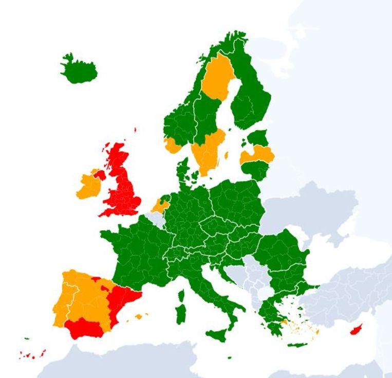 Catalogna, Valencia e Aragon si tingeranno di rosso da mercoledì 7 luglio.  Viaggio di immagini