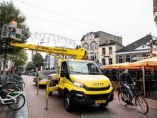 Nijmegen maakt zich nu al op voor kerstverlichting